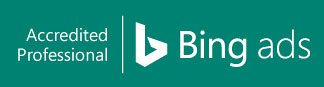 bing accredited professional badge | Revanista